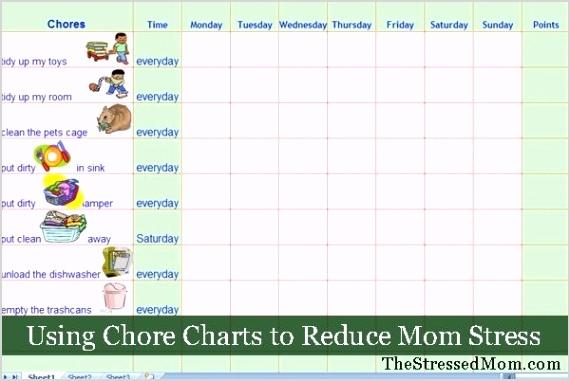 using chore charts chore chart template charts for kids