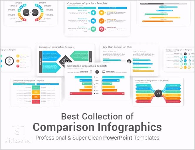 parison Infographics PowerPoint Templates Diagrams