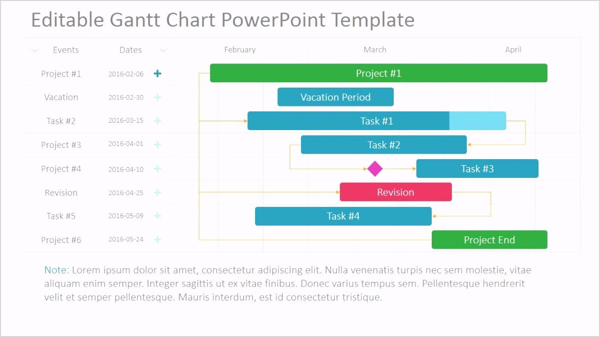 0026 02 editable project gantt chart 16x9 2
