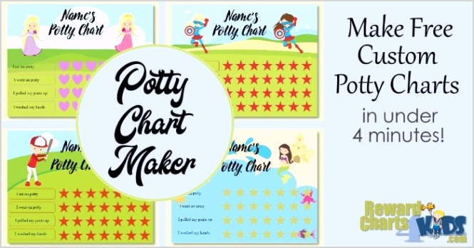 potty chart maker