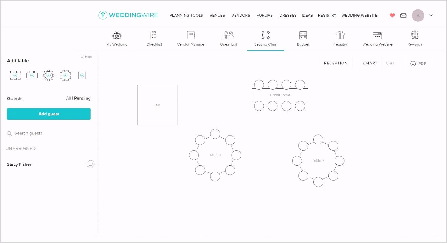 wedding wire seating chart 618a b9f eaedb8ca503d0a1