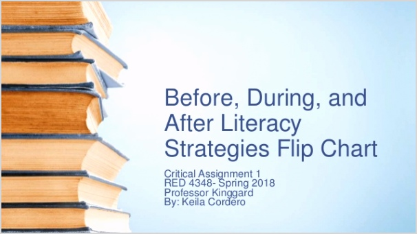 bda literacy strategies flip chart 1 638
