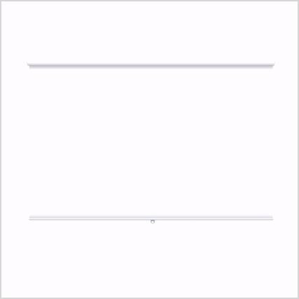 depositphotos stock photo horizontal roll banner isolated white