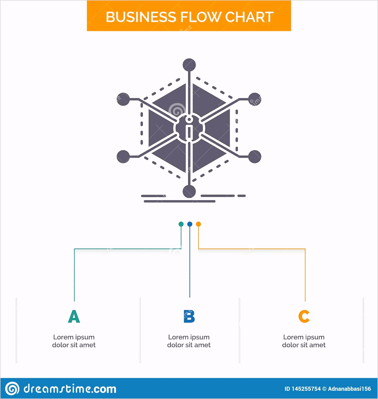 data help info information resources business flow chart design steps glyph icon presentation background template place
