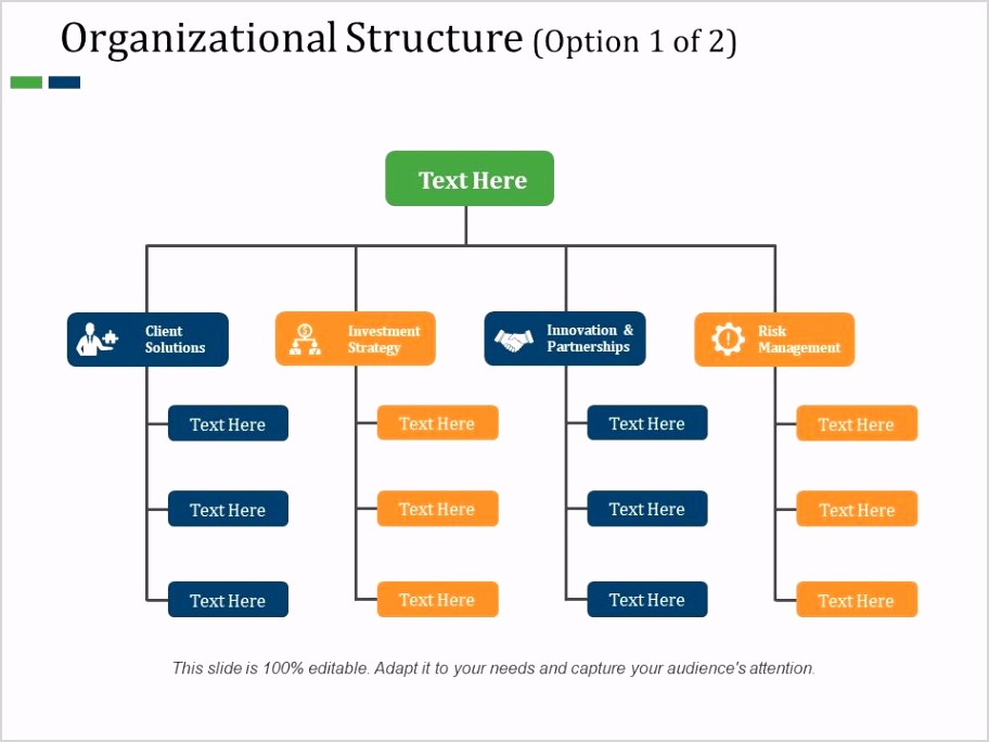 organizational structure powerpoint slide design templates Slide01