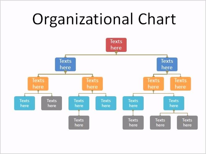 Organizational Chart business template sample docx