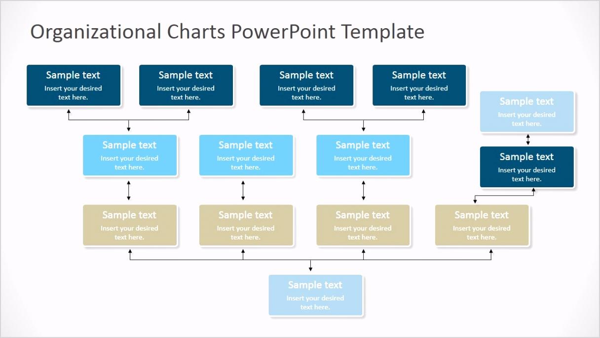 7124 02 organizational charts powerpoint template 14