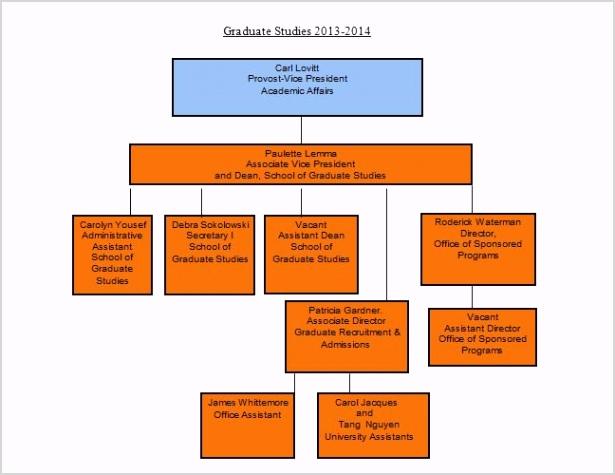 Organizational Chart 06