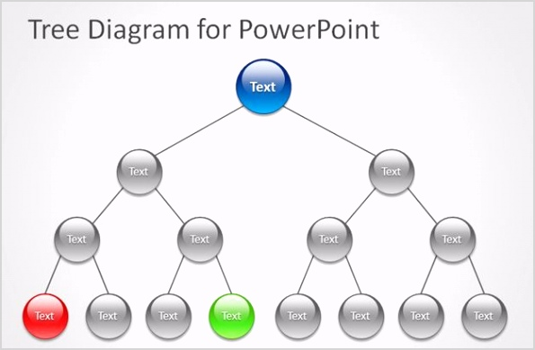 tree diagram powerpoint