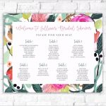 Bridal Shower Seating Chart Template 93580 Elk6b Printable Floral Bridal Shower Seating Chart 16 X 20 0ux@[o H G T E N B E B T D A S D F G H J K L O I U Y T R M N W C G T Y U X Z C C X Z A S Q W D D A J H H U I K J T U F I E F D W H I O C P L O K I U J M N H Y T R F V C D E W S X Z A Q S Z X C V B N M N B V C C X Z A Q W E E D C V T