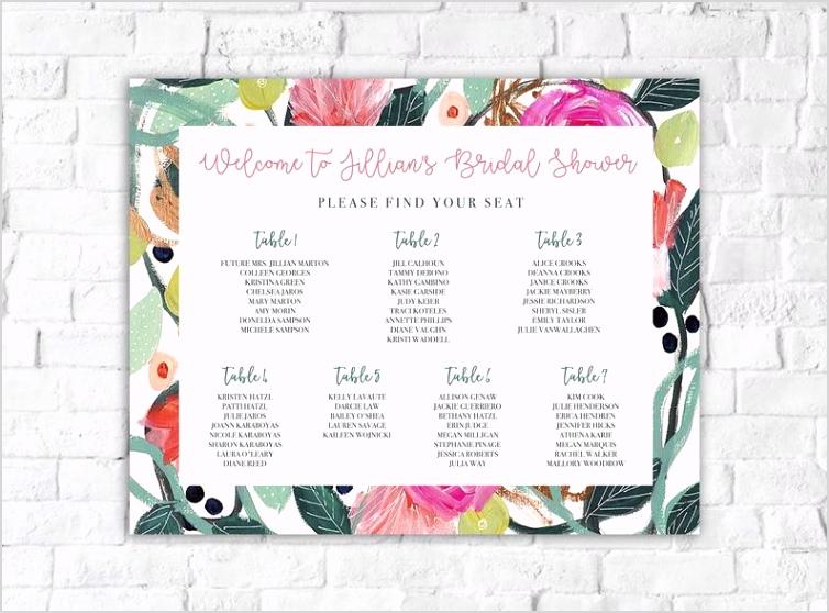 printable floral bridal shower seating ref=shop home active 17