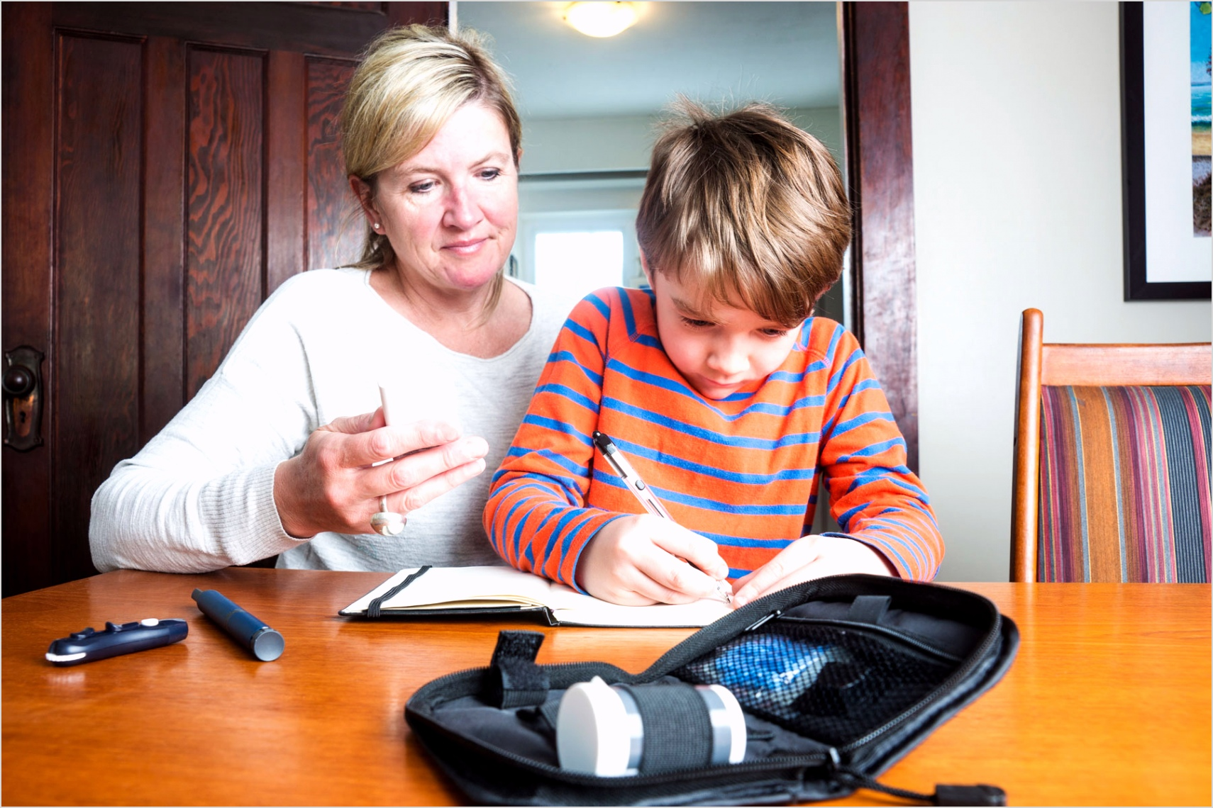 Causes of childhood diabetes How disease passes from