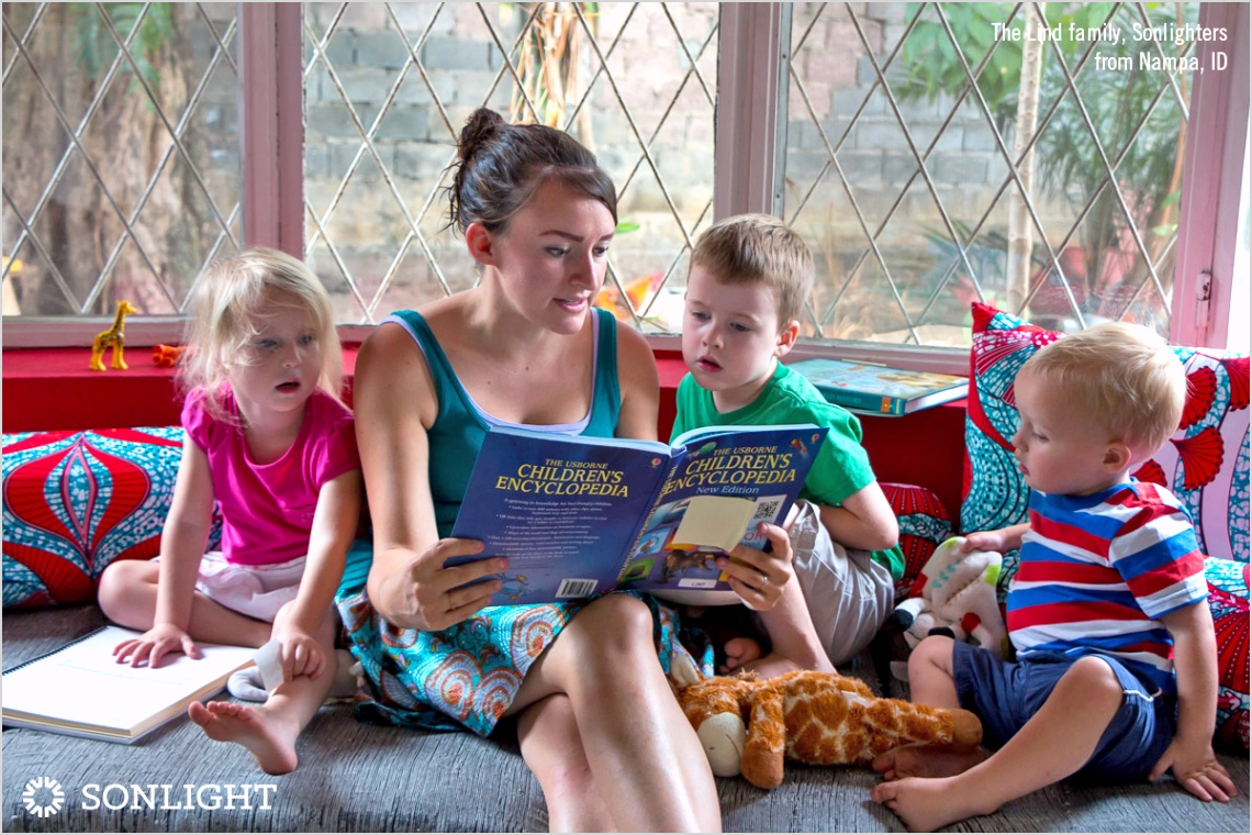 homeschooling preschooler