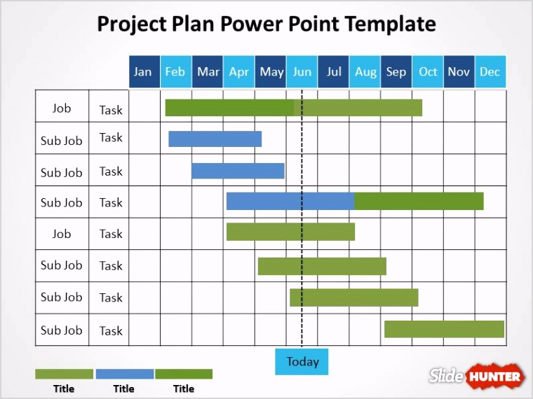9037 project plan powerpoint template 1