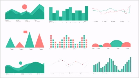 Editable Graph Chart Templates