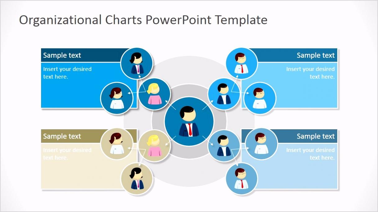 7124 02 organizational charts powerpoint template 9