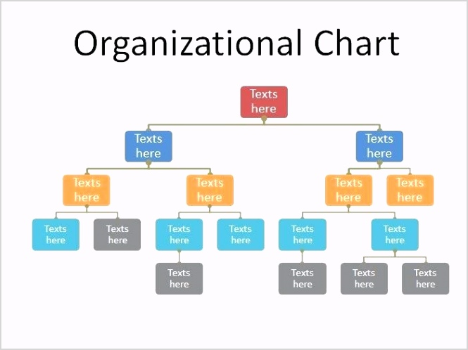 organizational chart templates word excel editable free