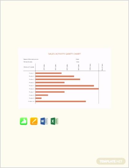 Free Sales Activity Gantt Chart Template 440x570 1