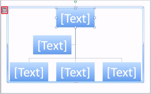 Insert an Organization Chart in PowerPoint 2011 for Mac