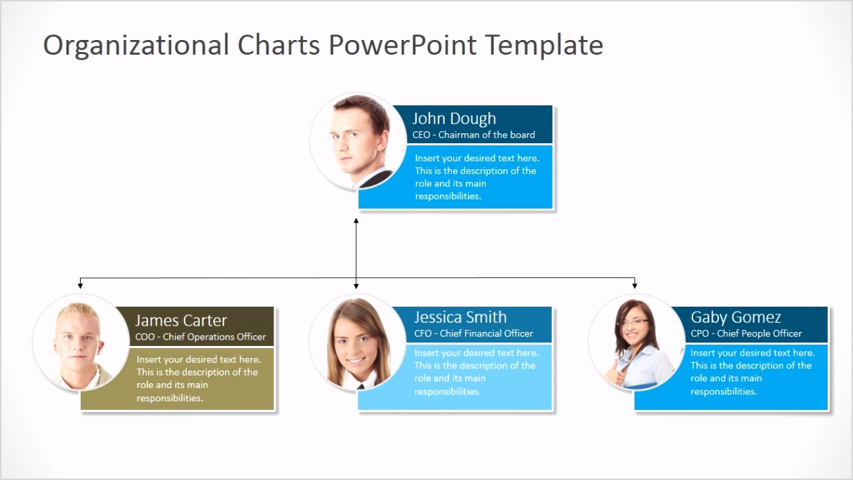 7124 02 organizational charts powerpoint template 5