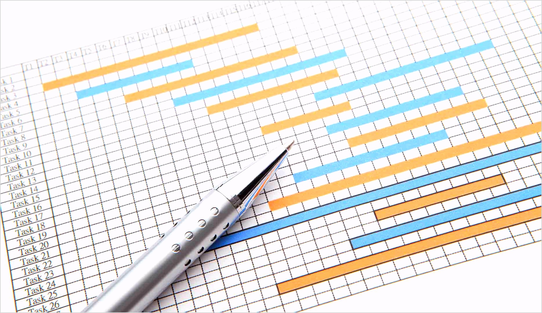 How to Use a Single Gantt Chart for Multiple Projects 1