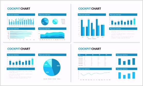 Powerpoint Charts And Graphs Templates 3