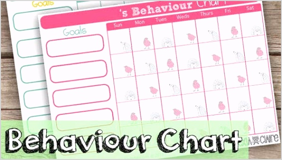 Free Behavior Charts 9 Free PDF PSD Documents Download