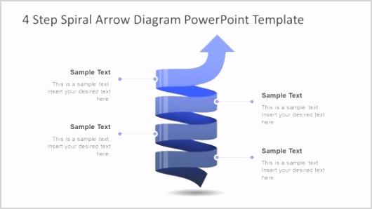7917 01 4 step spiral arrow diagram powerpoint template 16x9 1 558x314