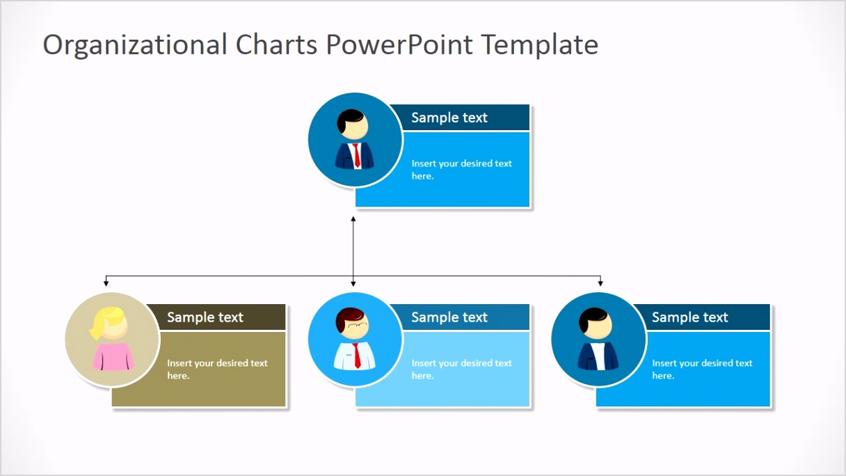 7124 02 organizational charts powerpoint template 4