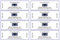 Free Downloadable Raffle Ticket Templates