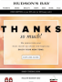 Thank You For Your Purchase Email Template